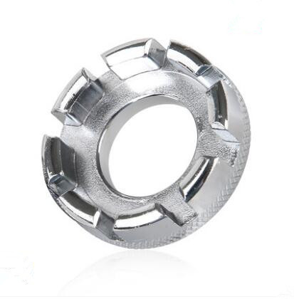 Bicycle Steel Wire Wrench Spoke Tool Ring Tone Tool Article Wrench Elastic Spokes Car Repair Tools