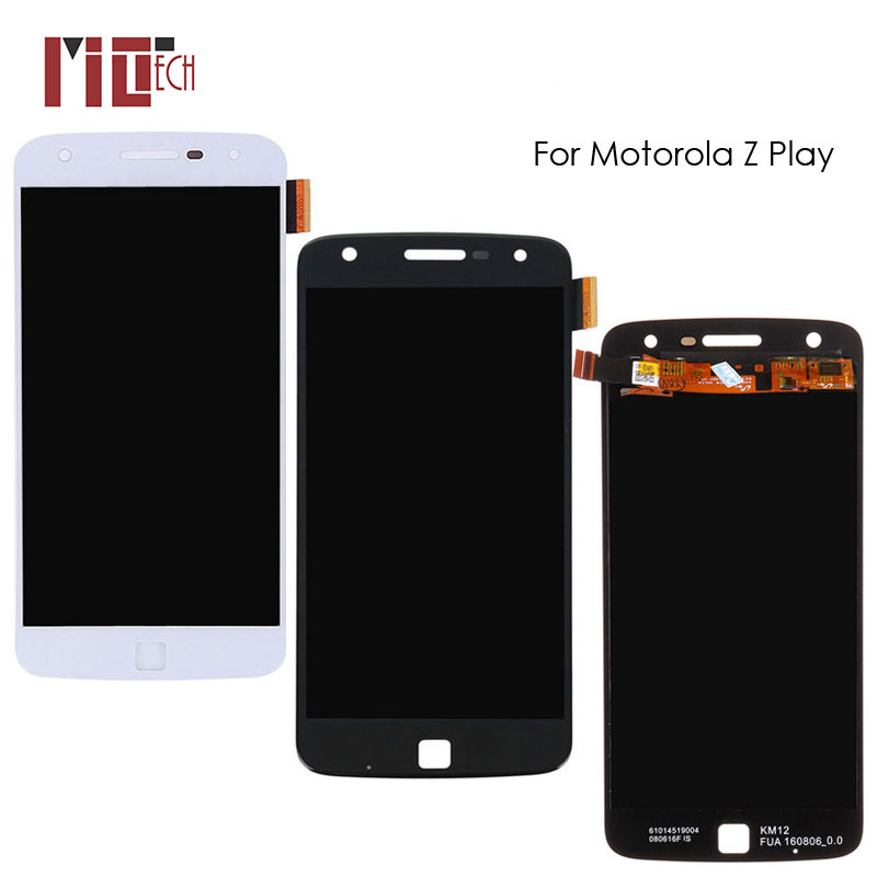 <font><b>LCD</b></font> Display For Motorola <font><b>Moto</b></font> <font><b>Z</b></font> <font><b>Play</b></font> <font><b>XT1635</b></font> 5.5