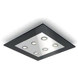 Philips Lighting InStyle Matrix Plafón LED, 27 W, Cromado