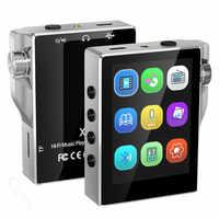 16GB 8GB MP3 Player mit Bluetooth FM Radio HiFi Musik Player Hohe Auflösung Verlustfreie Digitale Audio mit Video e-Book Aufnahme