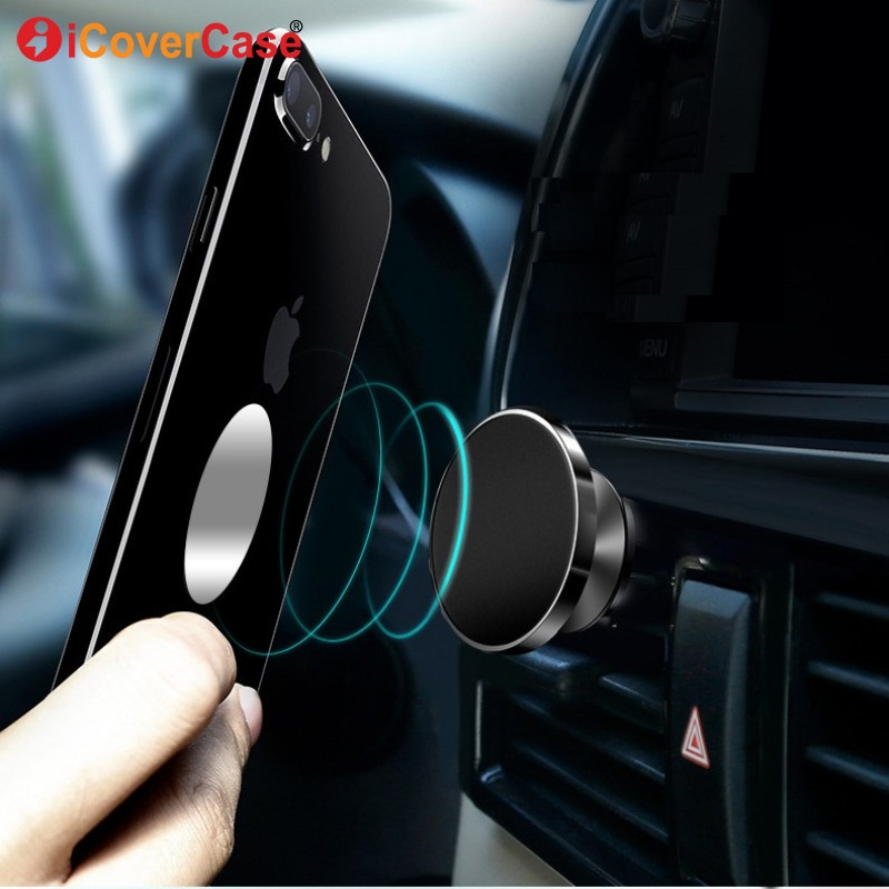 Car Phone Holder For Sony Xperia XA1 XA XA2 Plus XA3 Ultra L1 L2 L3 1 10 XZ3 XZ2 XZ1 Magnetic Air Vent Mount Mobile Phone Stand