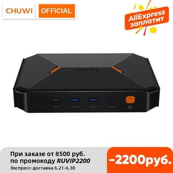 CHUWI Herobox Mini PC Intel Gemini-Lake N4100 Quad Core LPDDR4 8GB 256G SSD  Windows 10 Operating System wtih HD LAN VGA Port 1