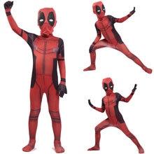 2020 костюм Дэдпула косплей супергероя маска комбинезон боди
