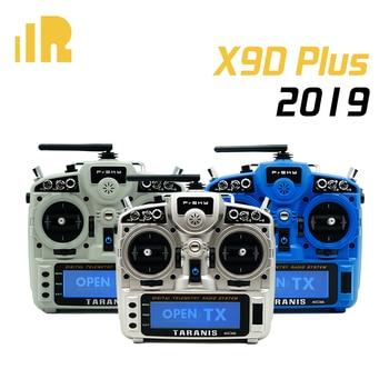 FrSky X9D Plus 2019 Transmitter 2.4G 16CH ACCST Taranis For RC Model