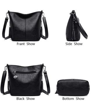 Vanderwah Leather Shoulder Bag  2