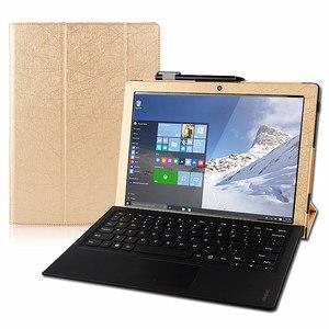 Чехол для Lenovo Ideapad MIIX 520, защитный чехол из искусственной кожи для Lenovo Miix520 Miix 520 12,2 дюйма, защитная крышка для планшета