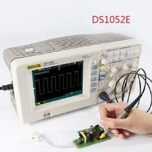 Image 2 - RIGOL DS1052E 50MHz Oscilloscope 2 ช่องอะนาล็อก 1GSa/S 1M หน่วยความจำ 5.6 TFT LCD