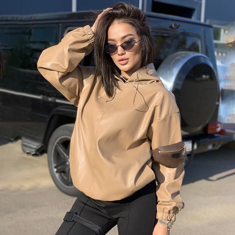 pu hoodies women 05