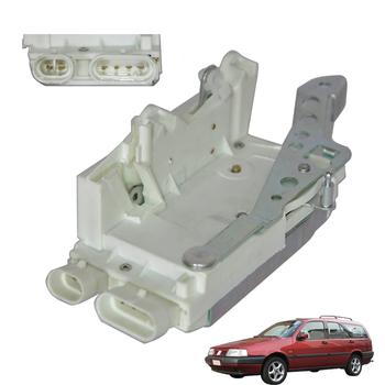 Dla FIAT Tempra 89 -96 Tipo 97 -95 przednia prawa lewa blokada drzwi 46411408 46411409 tanie i dobre opinie CN (pochodzenie) inne Flip Flop 46411408 4611409 0 7KG Prawa strona 10CM 20CM Bolt-on Plastic + metal 6-pin