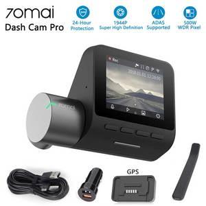Image 1 - 70mai Pro Dash Cam Car DVR 1944P HD GPS ADAS Camera IMX335 140 Degree FOV Night Vision Voice Control 24H Parking Monitor