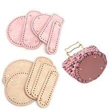 Вязаная сумка «сделай сам» основание подушки с отверстиями вязаная