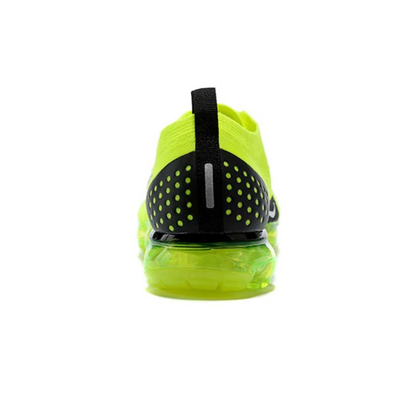 Кроссовки для бега NIKE AIR VAPORMAX FLYKNIT 2, мужские кроссовки для улицы 1802-13 40-45, европейские размеры M