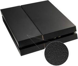 Image 4 - PS4 שחור לחלוטין HDD מפרץ כונן קשיח כיסוי מעטפת מקרה החלפת לוחית עבור פלייסטיישן 4 משחק קונסולת Acccessories