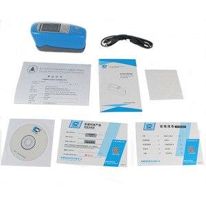 Image 5 - CS 300 אחת זווית דיגיטלי Glossmeter 60 תואר גלוס Tester Meter עם 0 כדי 1000GU מדידת טווח