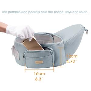 Image 5 - 簡単ビッグ0 36ヶ月綿100% hipseat新生児ベビーキャリアmultifunctionalsローディングクマ20キロ人間工学子供スリングAG0006
