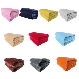 Soft Warm Coral Fleece Blanket Winter Sheet Bedspread 70*50cm Throw Light Sofa Mechanical Flannel Size Wash Blankets Plaid A8J0