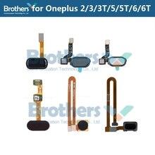 for Oneplus 2 3 3 5 5T Fingerprint Flex Cable 1+3 3 3T for O