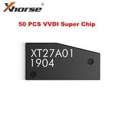 Xhorse vvdi super chip xt27a01 xt27a66 chip trabalho para vvdi2/vvdi ferramenta chave/vvdi mini ferramenta chave 50 pçs/lote