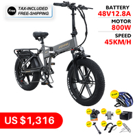 JINGHMA R7 e bike Elektro Fahrrad 800W 48V 12.8AH Lithium-Batterie 4,0 Fett Reifen elektrische electric fat bike bicycle 1