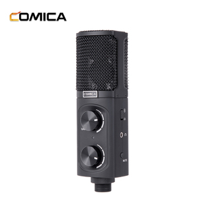 Image 2 - Comica STM USB Versatile Studio Quality USB Cardioid Condenser Microphone for Games,Streaming Broadcast,YouTube Video Recording