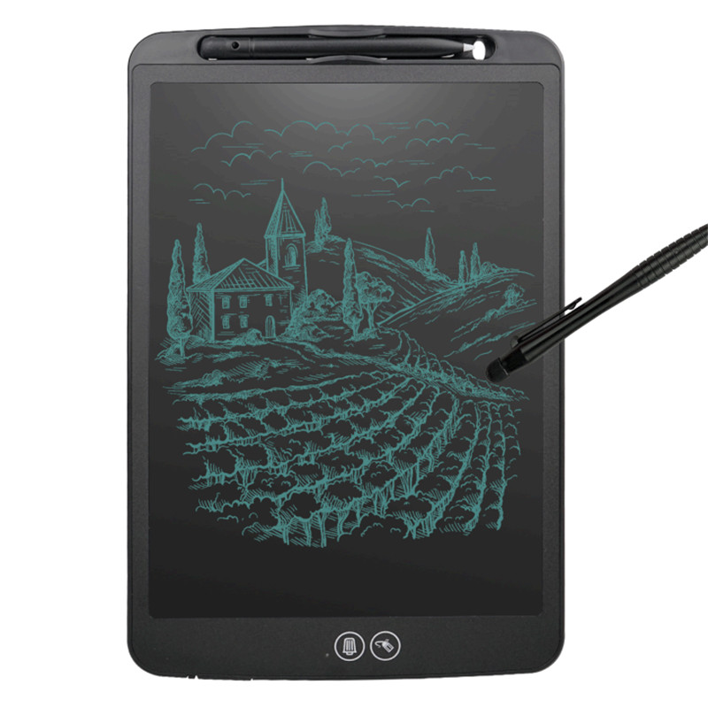 NeWYeS Partial Erasable Smart LCD Digital Writing Tablet 10inch Part-Erase Electronic Doodle Drawing Board With Stylus Pen Kids