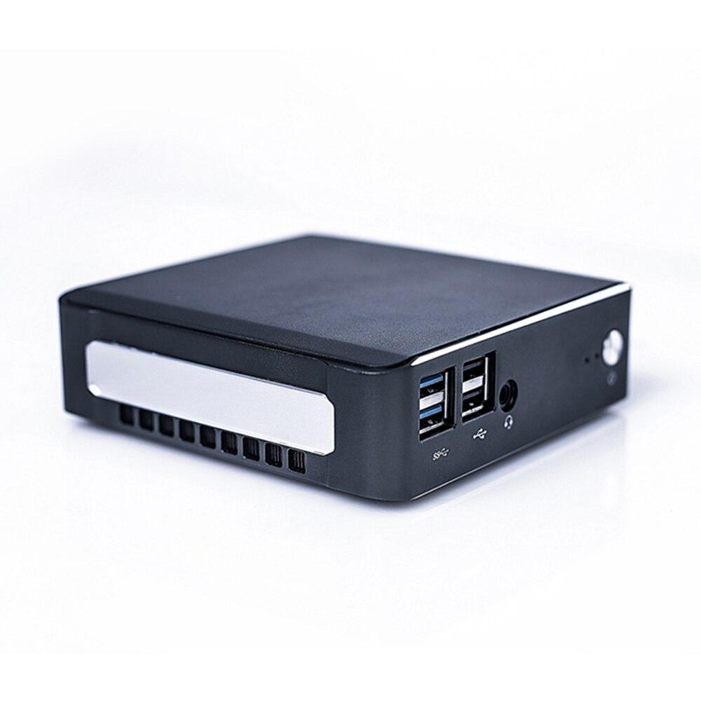 最新ミニ PC ウイスキー湖インテルコア i7 8565U I5 8265U Win10 プロ DDR4 ネットトップマイクロコンピュータ HDMI2.0a DP1.2 タイプ c AC 無線 Lan BT  グループ上の パソコン & オフィス からの ミニ PC の中 1
