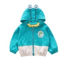 Sweatshirt Coats Outerwear Clothing Outfits Girls Jackets Hoodid Autumn Baby-Boy Kids