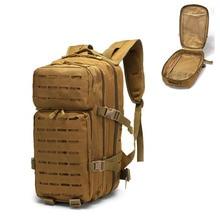 Lightweight Tactical Military Backpack Large Outdoor Hiking Camping Trekking Bags Rucksacks Waterproof Assault Pack Backpacks стоимость