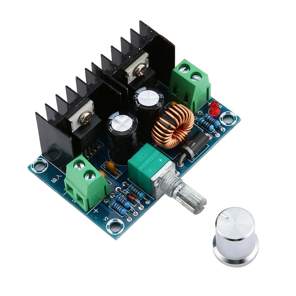DC-DC XH-M401 Buck Module XL4016E1 200W High Power DC Voltage Regulator With Maximum 8A Band Voltage Regulator