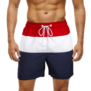 ESCATCH Mens Swimwear Swim Shorts Trunks Beach Board Shorts Swimming Pants Swimsuits Mens Running Sports Surffing Shorts 14