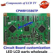 цена на LED TV T_CONSharp new original logic board cpwby3586tp 3586tpz a logic board T_CONTCON