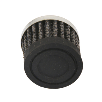 Automotive Induction Air Filter 2'' Cold Air Filter Intake Cleaner Induction Kit Round Fits for Motorcycle image