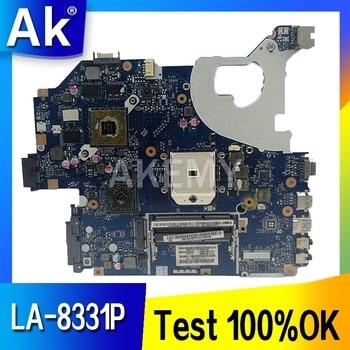 Akemy  Laptop Motherboard For Acer aspire V3-551 V3-551g Main Board HD7670M Video card NBC1811001 NB.C1811.001 Q5WV8 LA-8331P 1