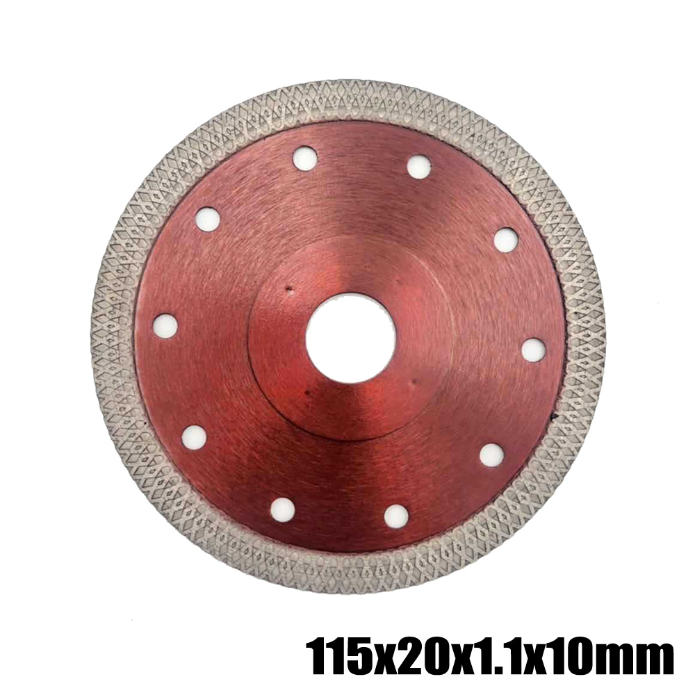 125mm Thin Diamond Cutting Disc Circular Cutters For Angle Grinder Tile Durable