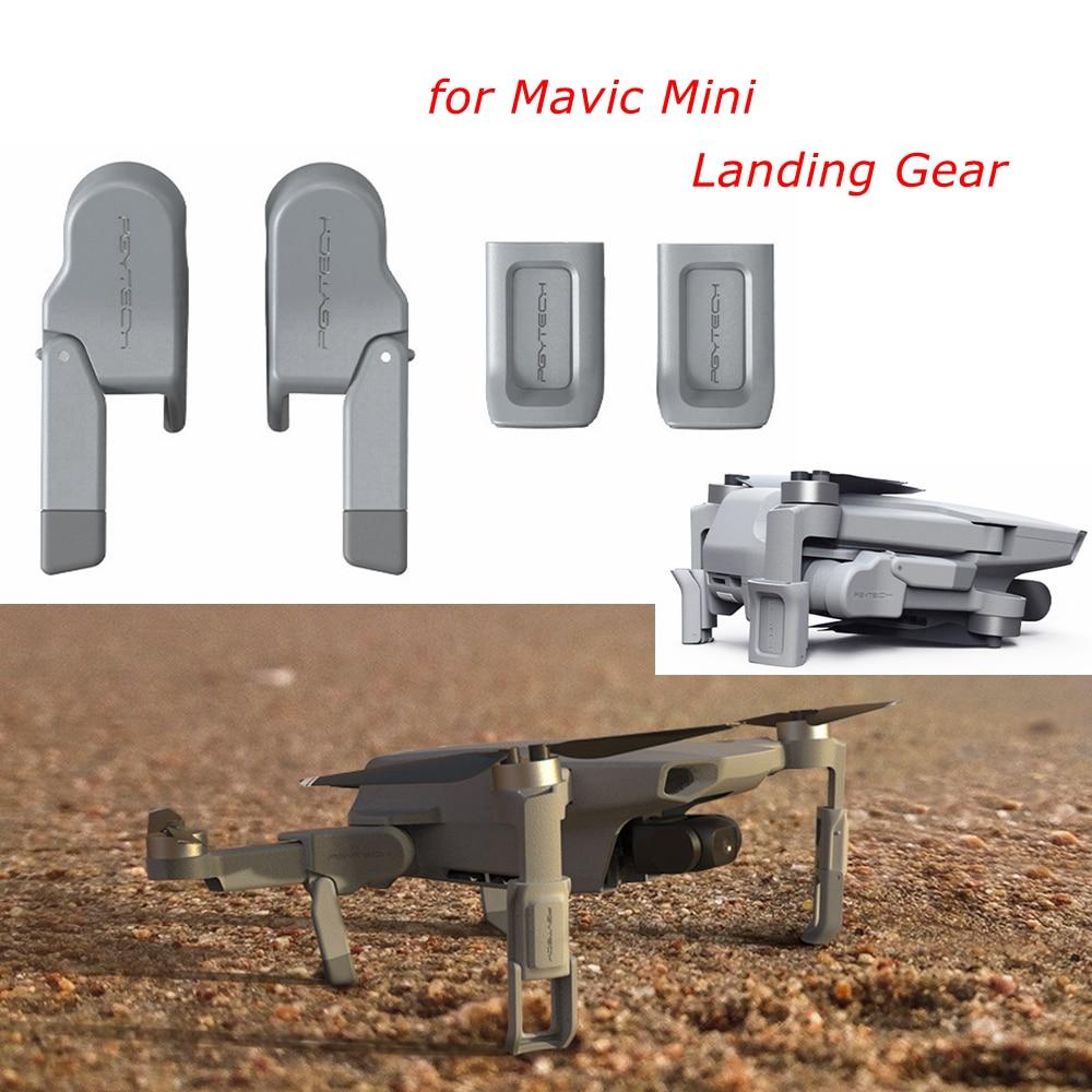 Mavic Mini Extended Landing Gear Leg Support Protector Extensions For DJI Mavic Mini Drone Adjustable Accessories