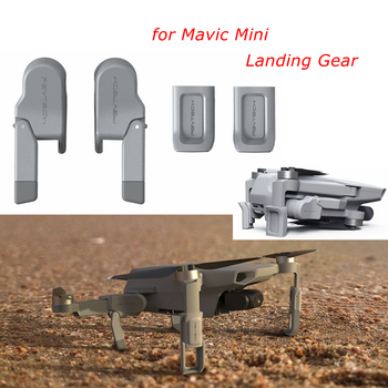 Mavic Mini Extended Landing Gear Leg Support Protector Extensions for DJI Mavic Mini Drone Adjustable Accessories