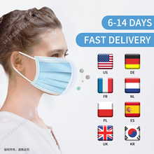 N95 Disposable Mask Filter Surgical Mask Face