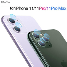 for iPhone 11 Pro Max Camera Lens Tempered Glass Apple 11Pro Back Screen Protector Protective Film
