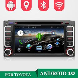 32G ROM Quad Core Android 10 car multimedia player Car DVD for Toyota CELICA for Toyota MR2 for Toyota 4RUNNER Car Radio Stereo