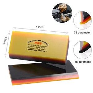 Image 3 - FOSHIO Car Good Vinyl Tinting Squeegee Kit Carbon Fiber Foil Film Wrap Scraper Sticker Cutter Knife Auto Application Accessories