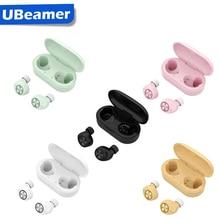 UBeamer Tws Headphones Mini Earbuds True Wireless Headset Bl