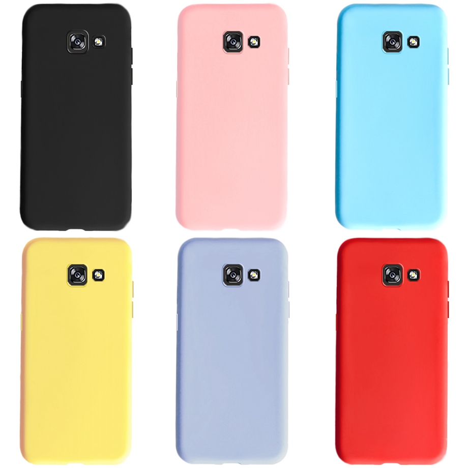 for <font><b>Samsung</b></font> <font><b>Galaxy</b></font> <font><b>A5</b></font> <font><b>2017</b></font> Case on Bumper <font><b>Samsung</b></font> <font><b>A5</b></font> <font><b>2017</b></font> Cover Capa Silicone Soft TPU Phone Case for <font><b>Samsung</b></font> A520 <font><b>A520F</b></font> Cases image
