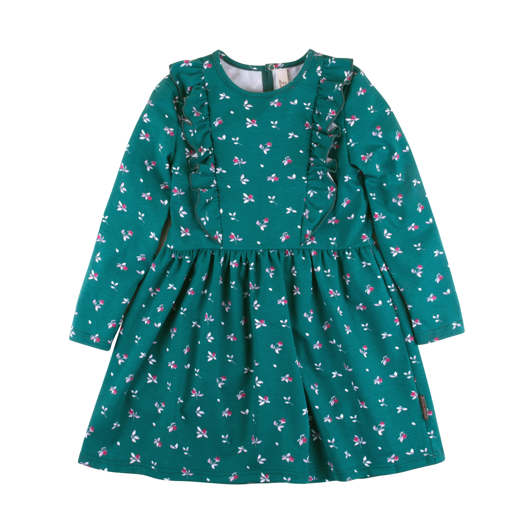 Dresses BOSSA NOVA 148M-187 Maya baby dress for a girl tunic clothes clothing Cotton
