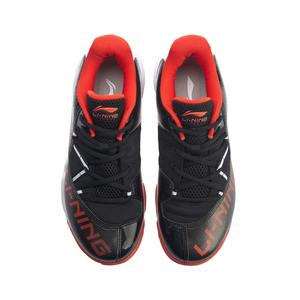 Image 5 - Li ning の男性 ACCELERATIONV3 プロのバドミントンシューズ通気性ライニングウェアラブルスポーツ靴スニーカー AYTP033 OND19