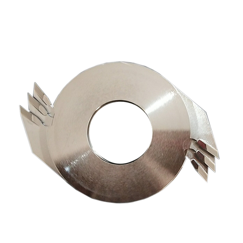 LIVTER Electroplated Wood Furniture Finger Joint Cutter 160x4.0x50x2 Wings