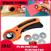 45mm Professional Round Rotary Cutter Sewing Quilt Roller Fabric Cutting Tools Household sewing supplies