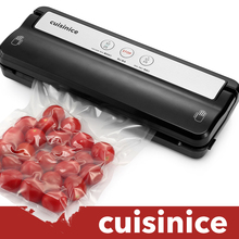 Household Food Vacuum Sealer Packaging Machine Film Packer and bag 220V