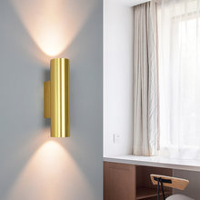Светодиодные Настенные светильники для помещений отельный прикроватный