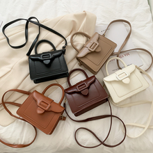 Hand bags Women Small Mini Handbag Designer Luxury 2020 Leat