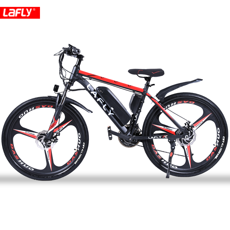 Duty free 26 Inch Electric Bike Electric mountain Bicycle Lithium Battery E-bike 27 speed Aluminum alloy ebike 500WFast delivery 3